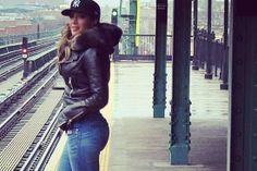 Jennifer Lopez bum: Singer shows off her famous asset in new year Facebook photo