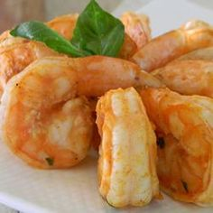 This was terrific... even the kids ate it (well, 2 of 3).    Healthier Marinated Grilled Shrimp Allrecipes.com