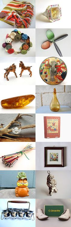 Glorious Fall Colors! by Nancy on Etsy--Pinned with TreasuryPin.com