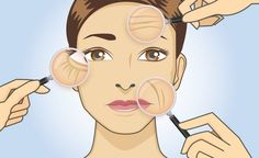 Homemade anti-aging & anti-wrinkle cream, it will remove all wrinkles in just 7 days - Anti Aging Cream, Anti Aging Skin Care, Masque Anti Ride, Anti Ride Naturel, Creme Anti Rides, Anti Aging Treatments, Skin Treatments, Wrinkle Remover, Beauty Tricks