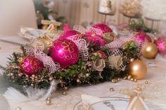 Living.cz - Jak si udělat vánoční věnec a další dekorace ze skleněných ozdob