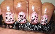 On a blogging break, check out my favorites mani's so far this month.   www.subliminallysmitten.blogspot.com