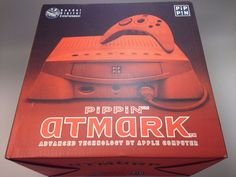 F/S NEW PPIN Console Pippin ATMARK @ Bandai apple System JP Japan import 345 #Pippin