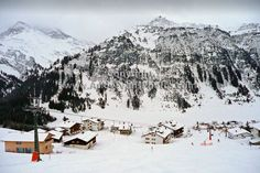 Lech am Arlberg Tirol The Alps Austria photograph picture print by AE Photo