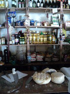 Exquisito queso de cabra de los Valles en La Última Pulpería de Cafayate.