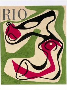 Burle Marx - Revista Rio