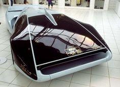 retro futuristic cars - Google Search