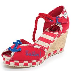 Hello Sailor Shoes