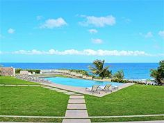 Oceanfront Pool — Villa 7 at the W Hotel Private Residences Vieques, Puerto Rico