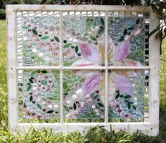 Getting ready for my first glass on glass, this site is inspiring! mosaic-inspiration