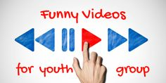 Looking for videos that are both funny AND appropriate for youth group?  Check out the list put together by Tim & Tasha Levert on YouthMinistry.com!