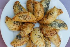 Good Food, Yummy Food, Czech Recipes, Savory Snacks, What To Cook, Desert Recipes, Pain, Finger Foods, Easy Meals