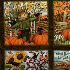 Time to Harvest - vše pro patchwork - Bargello
