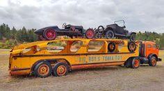 Miracle of America Museum in Polson, Montana, Big Boys Tonka.