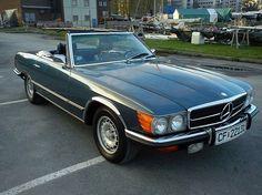 Mercedes-Benz SL 450 1973, 248 000 km, kr 88 000,- -