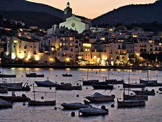 Cadaqués, Spain; La Costa Brava