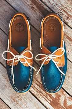 Boat Shoes from Kiel James Patrick