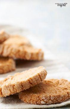 Biscuits au gingembre et au sucre #recettes