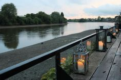 The Dove, one of London's oldest riverside pubs.