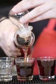 Taste ginjinha liquor