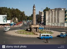 Photos and pictures of: Kiddist Selassie (Holy Trinity) Cathedral, final resting place of Haile Selassie, Addis Ababa, Ethiopia - The Africa Image Library Haile Selassie, African Royalty, Addis Ababa, East Africa, Ethiopia, Finals, Cathedral, Street View, Places