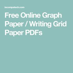 Engineering paper to write on online free