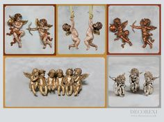 Cherubs are for Life, not just for Christmas. With this in mind, we have added new cherubs to our range. Perfect gifts for cherub lovers, and add that special touch to our Christmas decor.