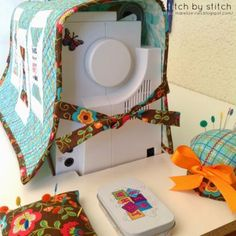 Stitch by Stitch: Quilted Sewing