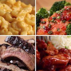 Studenteneten: mac n cheese en chilizalm eens proberen! 4 Easy 3-Ingredient Dinners