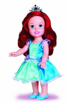 Disney Princess Toddler Doll - Ariel by Tolly Tots, http://www.amazon.com/dp/B003YI45GA/ref=cm_sw_r_pi_dp_HUWFqb1CKE0AC