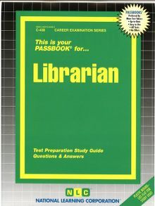 Librarian -  one of