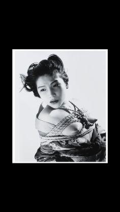"""Nobuyoshi Araki - """" Bondage """", 1991 - Silver print - 32,2 x 25 cm"""