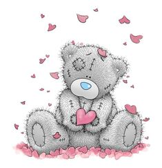 Very Cute Tatty Teddy Pictures And Photos Tatty Teddy, Baby Teddy Bear, Cute Teddy Bears, Cute Images, Cute Pictures, Teddy Bear Pictures, Teddy Images, Blue Nose Friends, Love Bear