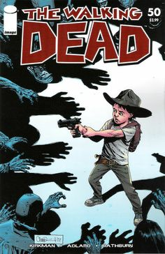 The Walking Dead Issue No. 50