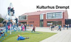 Kulturhus Drempt www.jorissensimonettiarchitecten.nl