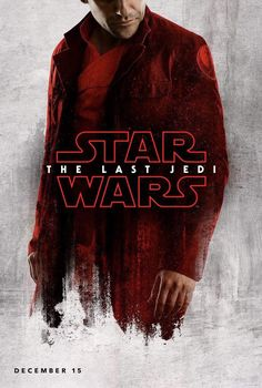 Star Wars: The Last Jedi - Character Poster - Poe