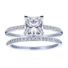 princess cut engagement rings | Princess Cut Diamond Engagement Ring in Singapore For Brilliant ...