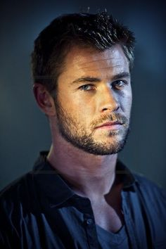 Chris Hemsworth... According to my dream, he gives really good hugs
