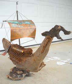 Driftwood Sailboats - Ron Brethauer - Picasa Web Albums