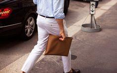 Men's bag 2013, clutch