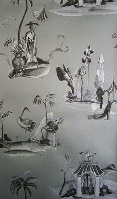 Wallpaper | Osborne & Little | Palais Chinois W6011-05