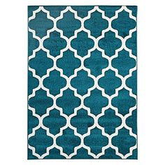 Inspire a relaxed, Moroccan vibe in your favourite sunny spot with the durable and lively design of the Char Indoor/Outdoor Rug from Rug Culture. Zanui