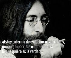 Diez frases para recordar a John Lennon en el 35 aniversario de su muerte | Verne EL PAÍS