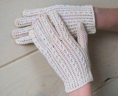 more vintage crochet