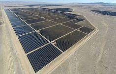 Worlds Largest Solar