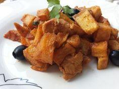 Carne de Porco à Portuguesa