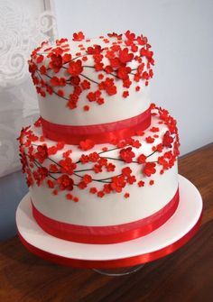 Chinese_Blossom_Wedding_Cake.jpg 563×800 pixels