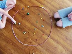 The Game of Marbles- Played this for hours with my best friends. Simple games and times=priceless memories