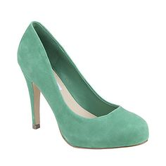 Remmedy - Patent & Suede Round Toe High Heels by Steve Madden