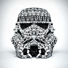 "Art Contemporain - Expo Star Wars - ""L'expo contre attaque"" @ Galerie Sakura - Paris, 75004"